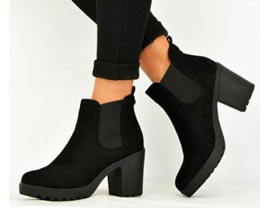 20 Cute Outfits With Black Ankle Boots To Copy