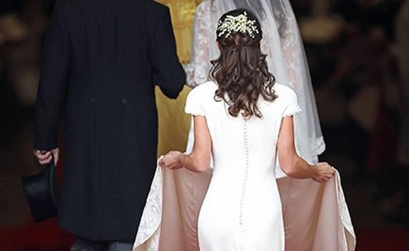 If you love royal weddings, then you're well aware of how the Pippa Middleton bridesmaid dress stole the show at Kate Middleton's wedding. Therefore, these wedding dresses will remind you why you fell in love with Pippa's dress in the first place.