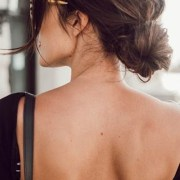 These are some of the best bra solutions for backless dresses! From strapless, stick on, transparent, and more! You'll never have to worry about those pesky bra straps showing again!