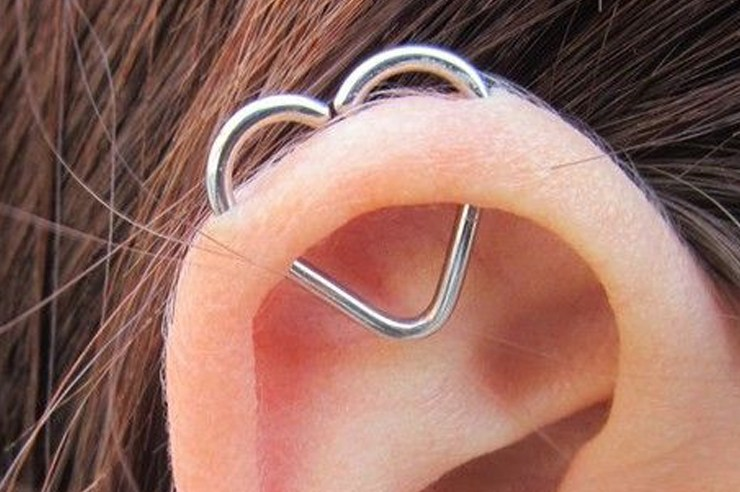 Here are the most unusual piercings when it comes to ears, face, neck, body - you name it. These piercing ideas are for both girls and guys and honestly you need to prep yourself before you see these pics!