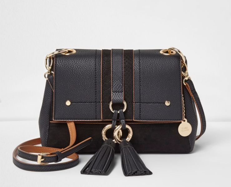 Are you in search of women's leather cross body bags that add not only style to your wardrobe, but also function? We've rounded up cross body bags in both neutral and coloured tones for any occasion.