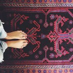 If you are looking for some pattern and colour to brighten up your flat, take a look at these boho rugs! You can choose from any different pattern and colour to fit your style.