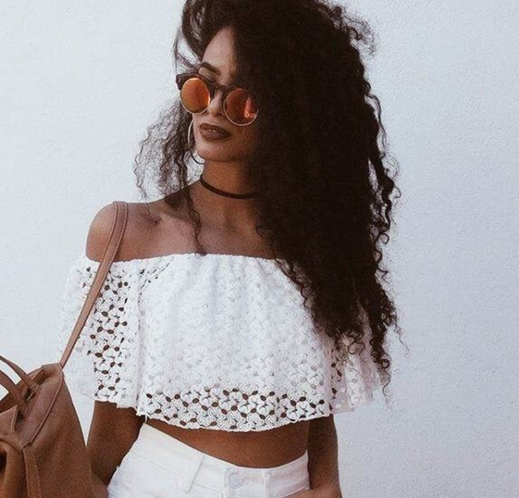 This summer, get ready for the trendiest casual crop tops. From neutrals to brights to patterns to solids, we have rounded up the best selection of crop tops for this upcoming season.