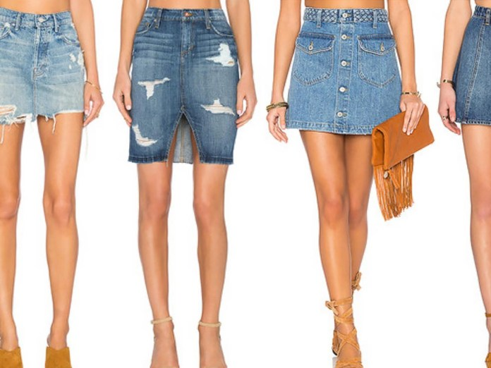 The Cute Jean Skirt Outfits We Are Loving This Year 0471b842fe16