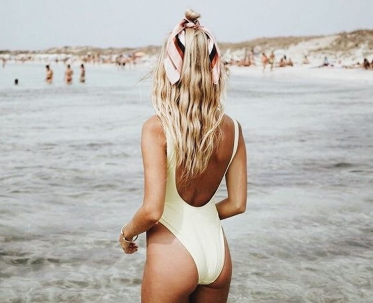 This list of summer swimsuits will get you excited for the warmer months! Whether you like patterned or solid colour swimsuits, we have it covered.