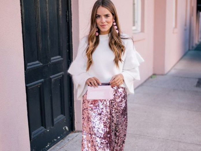 ac82a7c07f7 10 Cute Wedding Guest Dresses To Wear When It s Cold Outside