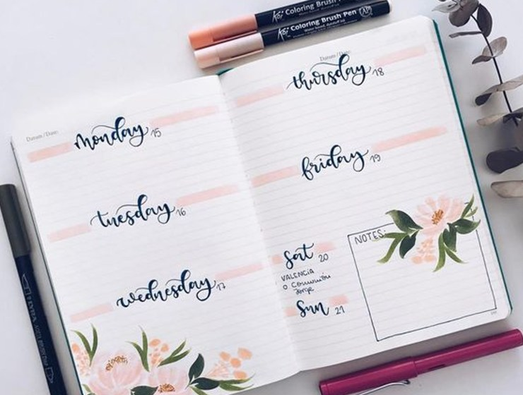 If you're looking for some bullet journal inspiration for uni, then these are the best ideas for you! When it comes to layout, style, pages and more these are the journal styles to try out.