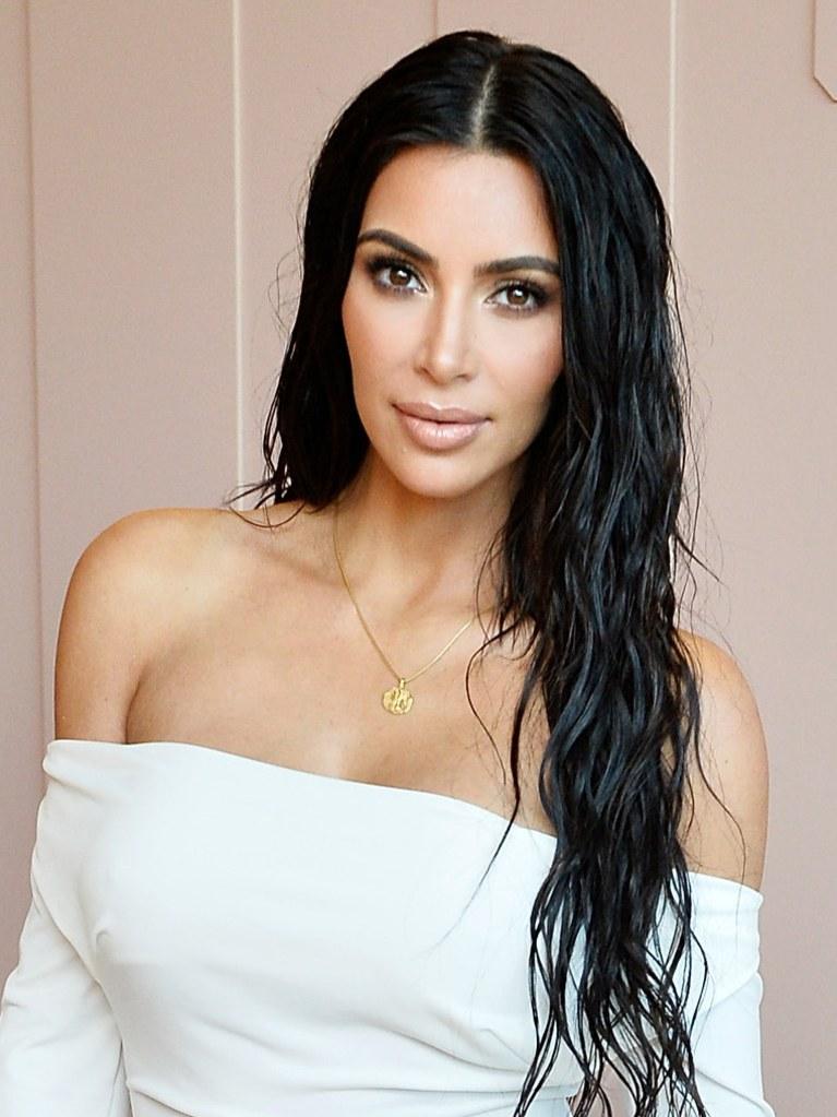 Kim Kardashian's trick to get rid of cellulite.