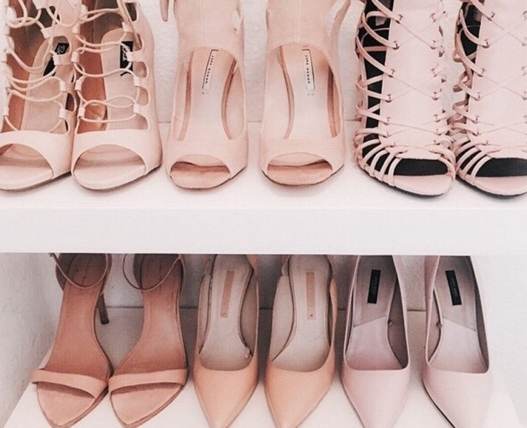 Try a nude heels outfit for work, casual outting, date night or even running errands. Whether you prefer neutrals, brights or patterns, nude heels are perfect additions to your wardrobe.