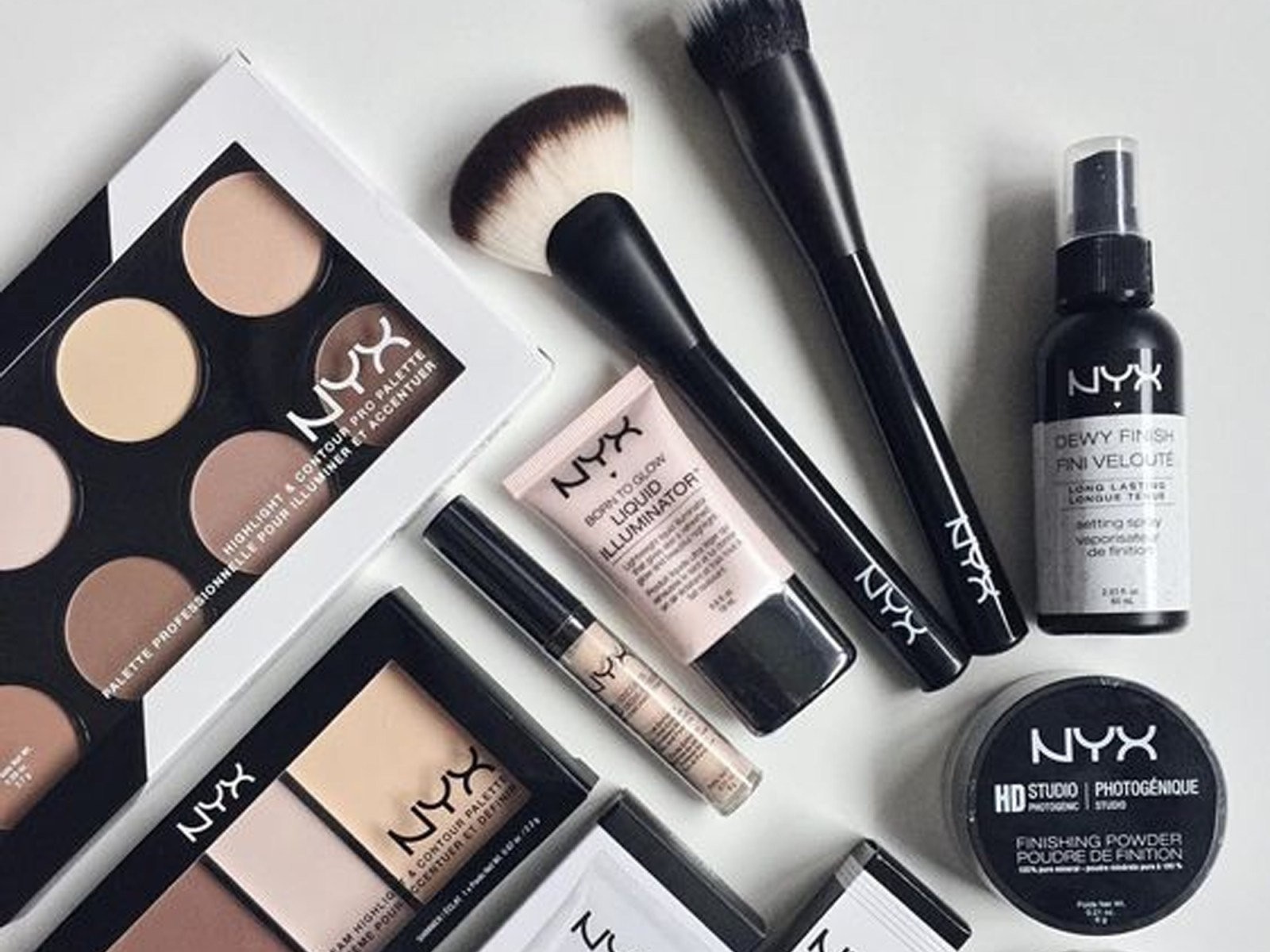 These are the best NYX makeup products that 2018 has blessed us with so far. If you're looking for cheap affordable makeup, NYX is the beauty brand you need!