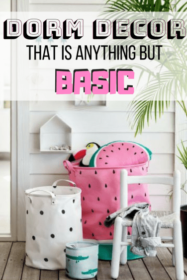 25 Dorm Accessories That Aren't Basic