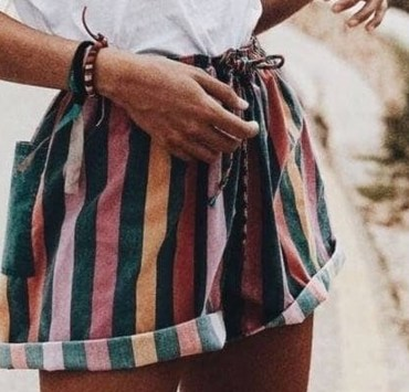These cute summer shorts are the perfect addition to a fun warm weather outfit. Take a look at these shorts for women that we love for this summer 2018.