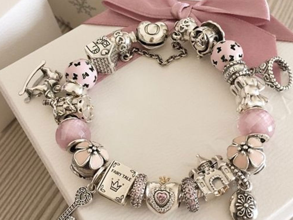 If you like to wear charm bracelets, you'll love this list of the best Pandora charms of all time! You may have forgotten about some of these gems!