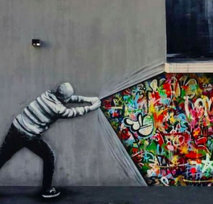 Street art in London is a way for artists to show more of their fun and creative side. Here are a few places in London check out some street art.