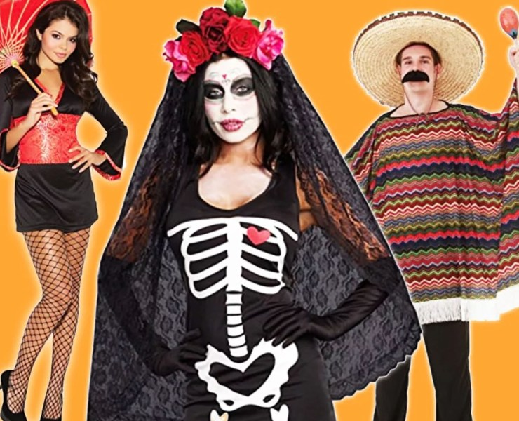 Cultural appropriation is a topic that often comes up around Halloween time, so let's discuss the importance of it in how you choose your costumes.