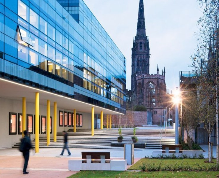 Coventry University is a great school to attend, and there's a lot of signs you might notice if you're a student there! Here are some!