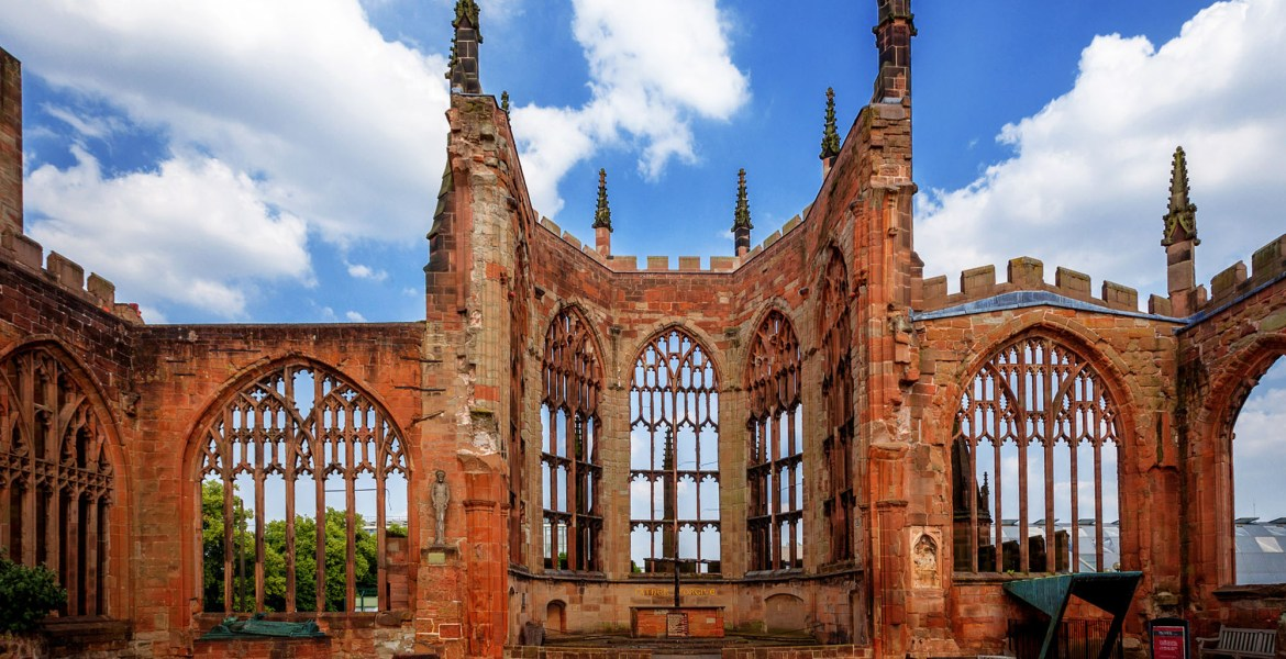 Coventry is a place with so much to do, from the Cathedral to the Drayton Manor Theme Park, all of these things need to be on your bucket list!