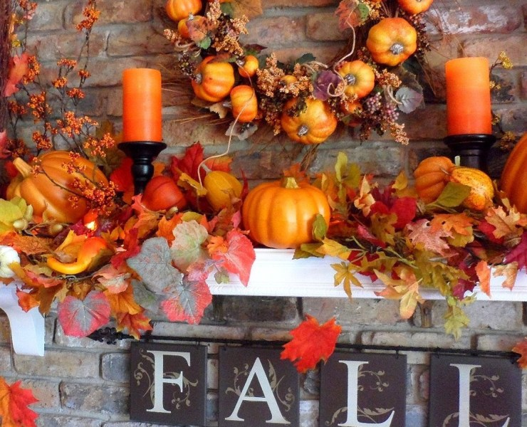 Autumn decorations will make your dorm so much brighter during the fall season. We've compiled a list of some of our favorite decorations!