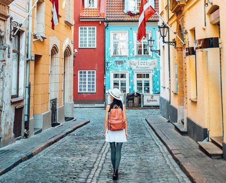 Latvia is a unique place to grow up in. It has a lot of interesting aspects that anyone who lived there when they were young can relate to.