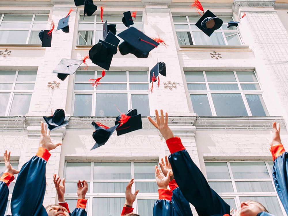 If you're saying goodbye to University, there is a lot to say bye too. Take a look at what we find to be the three hardest goodbyes.