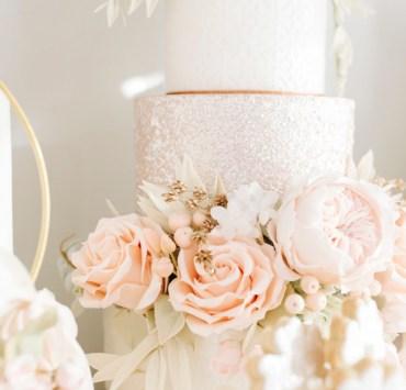 10 Wedding Cake Ideas For The Perfect Spring Wedding Dessert