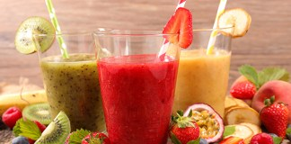 A smoothie can power you throughout the day. 10 tasty smoothie recipe ideas to try now.