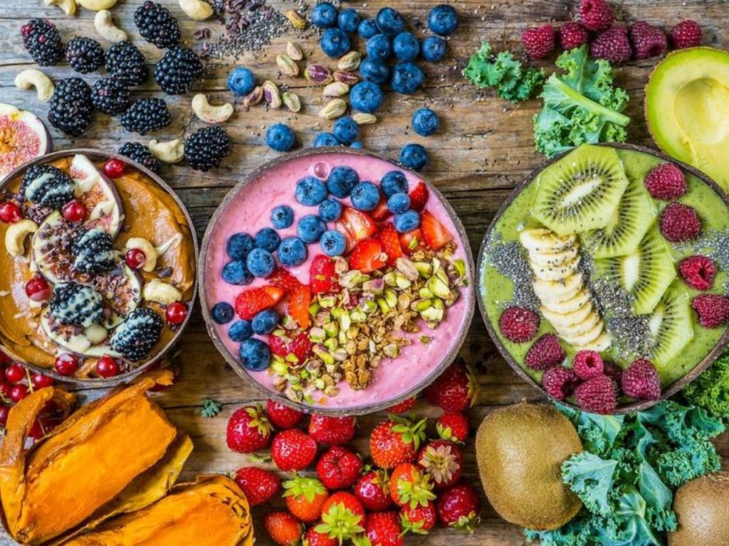 8 Healthy Smoothie Bowls You Must Try