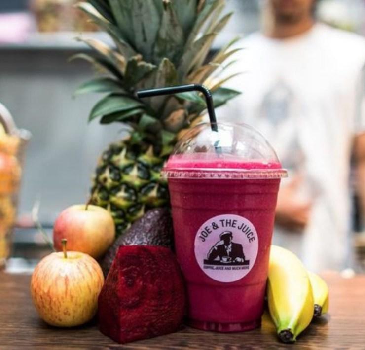 London's Top Juice Bars You Should Visit