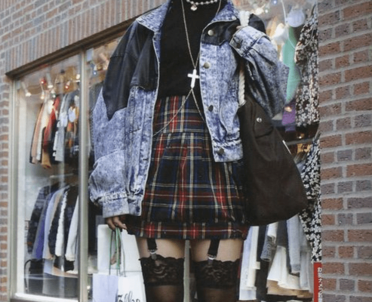 Japanese Street Style is unlike anything else you have ever seen! If you are like me and love fashion that is bold and makes a statement, you would love it!