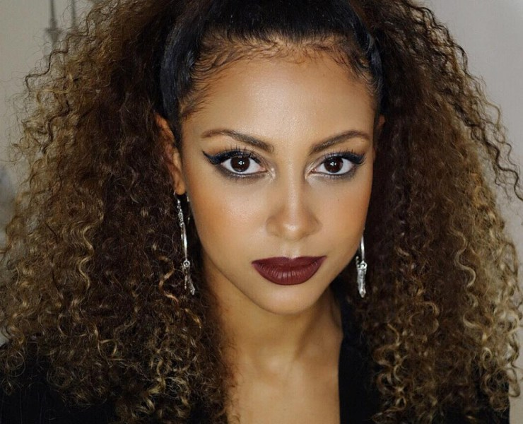 10 Spring Hairstyles For A Curly Girl Like You
