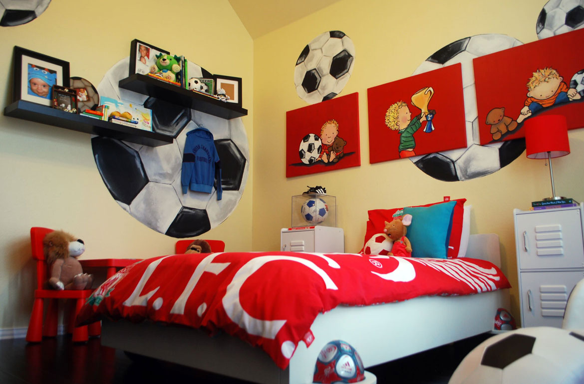 Guys dorm room ideas is what you are looking for? Here are few ideas which you might like for a Sports-inspired guys. Spruce up your dorm room!.