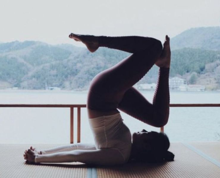 Learn to manage stress with these simple yoga poses! Take control of your emotions and your overall health and wellbeing.