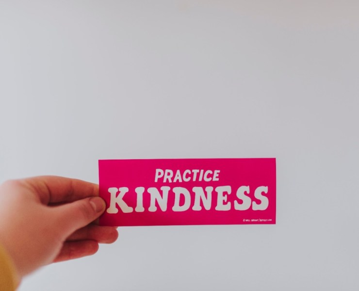 Is kindness the way forward? To me, it surely is. Here's why I think the best way to go about your life is to 'kill 'em with kindness'.