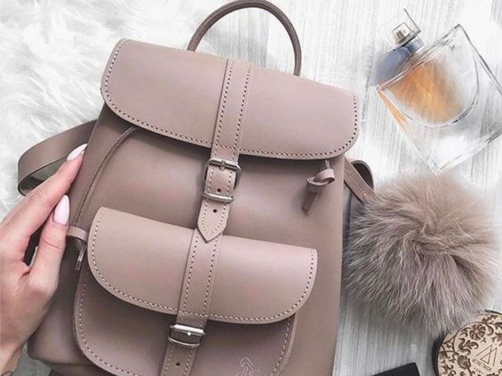 10 Of The Most Fashionable Backpacks To Buy This Season