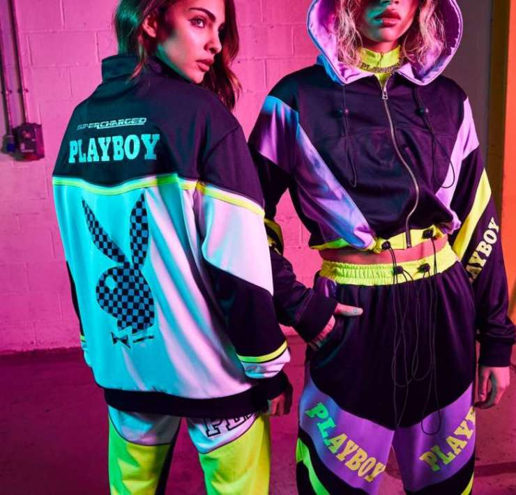 The Playboy x Missguided collaboration is back, guys. Scream, get crazy, jump around all you want but most importantly, get shopping right now!