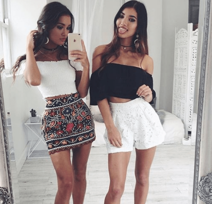 Getting dressed up is a big part of a fun night out! If you're unsure of what to wear this weekend, take a look at this list of clubbing outfits!