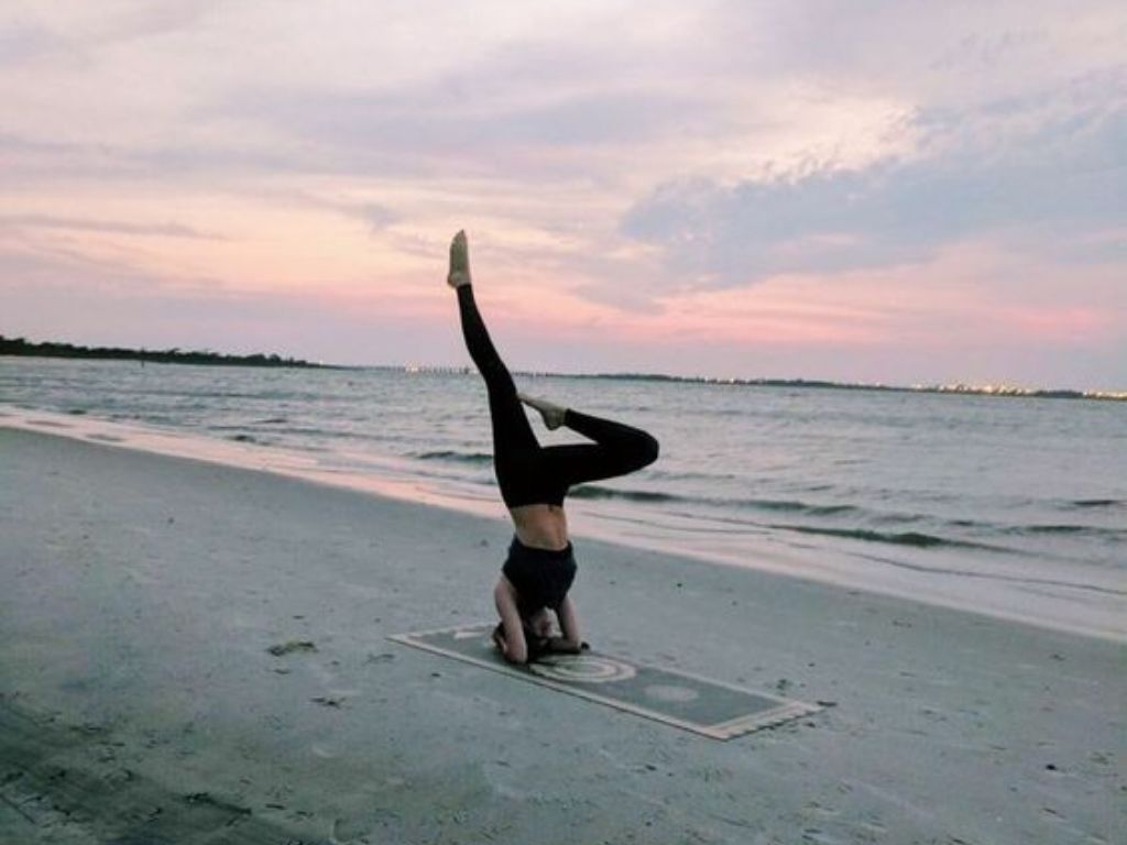 Yoga is a powerful practice that requires time and patience to see results but it's worth waiting! Try it out yourself - and you'll see the results!