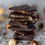 Most of us are familiar with the fact that chocolate can make a great treat, however there are plenty of different uses of chocolate. Here are some!