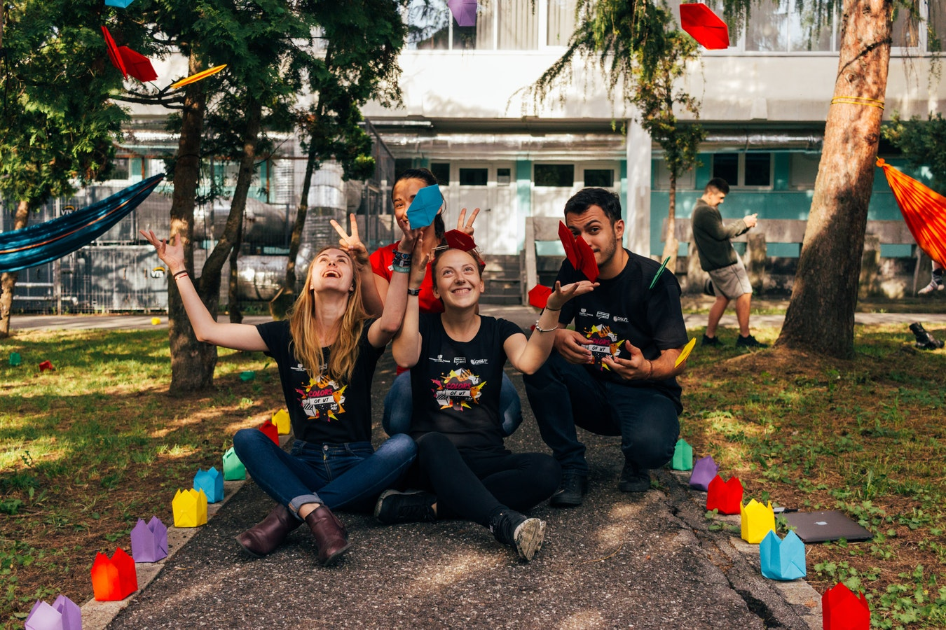Here's the 8 types of students you'll meet at Leeds Becket University - which one are you and which ones are your friends?
