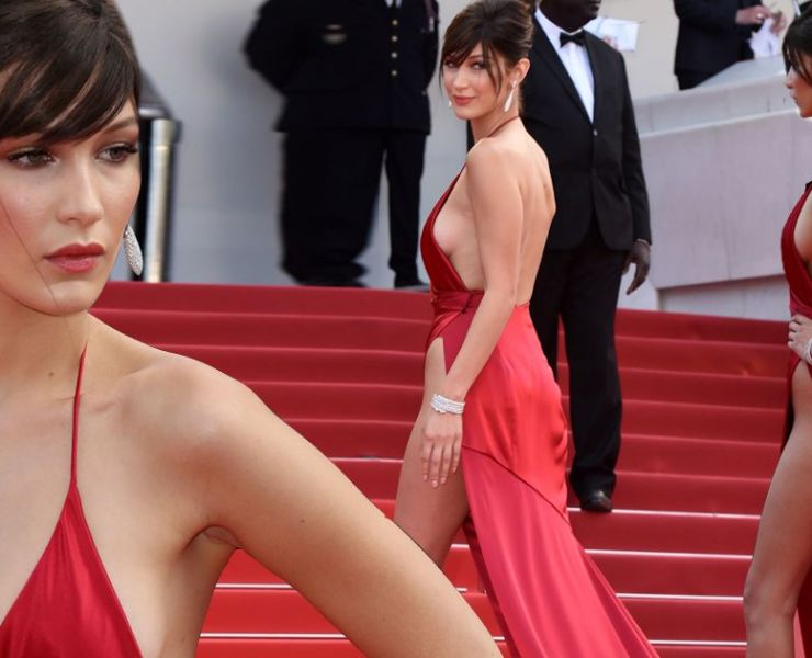 Bella Hadid is one of the most talked about fashion models in the business. Discover her best outfits from Cannes 2019 to Victoria Secret's galas.