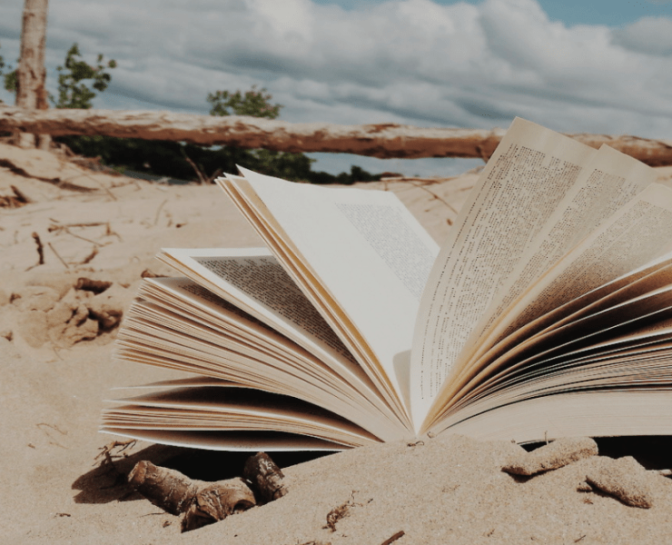 Summer is fast approaching with its hot weather and quiet days. Here's a list of 5 Delightful Little Books That Will Get You Through The Summer Heat!