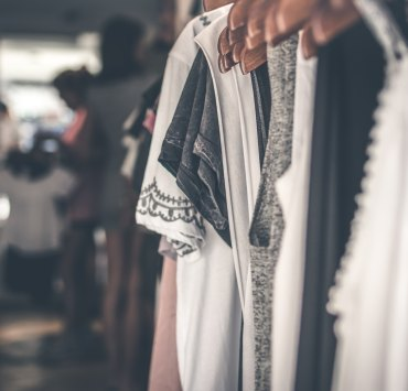 There are more ways than you think to make your wardrobe more sustainable. We all need to be more conscious of our purchasing choices!