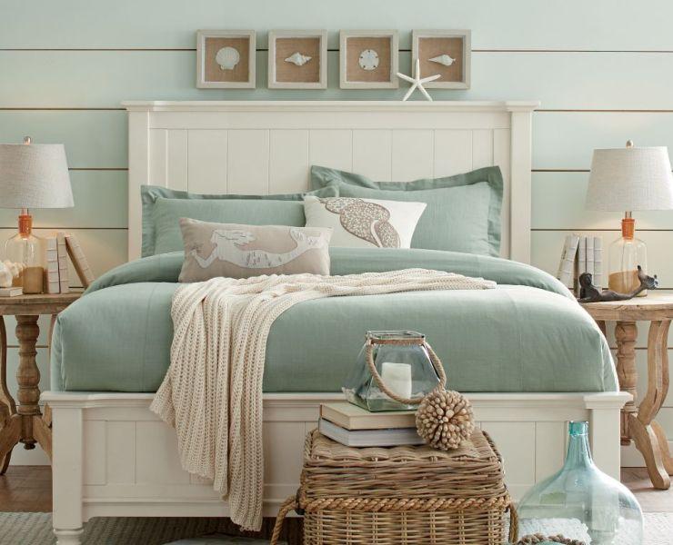 Decor Ideas For The Perfect Coastal Bedroom