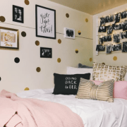 How To Upgrade Your Dorm Room On A Budget