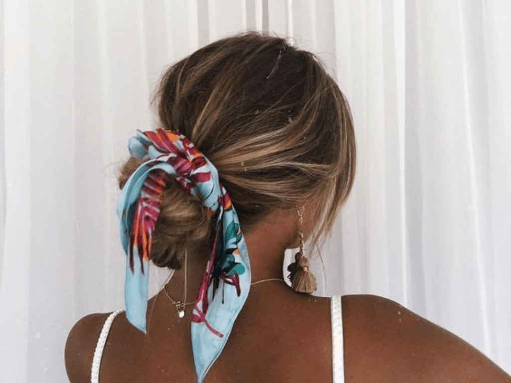 Whether you're going on holiday, travelling or hitting a festival, these ways to style your hair are easy to do and will look great for the summer months.