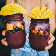 Learn why smoothies are healthy and what ingredients will help your body. Then start your morning with a smoothie and you will see the difference!