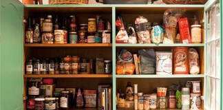 Most of the items in here are non-perishable or are at least meant to last a long time. Here's a list of the 10 kitchen cupboard essentials you'll need!