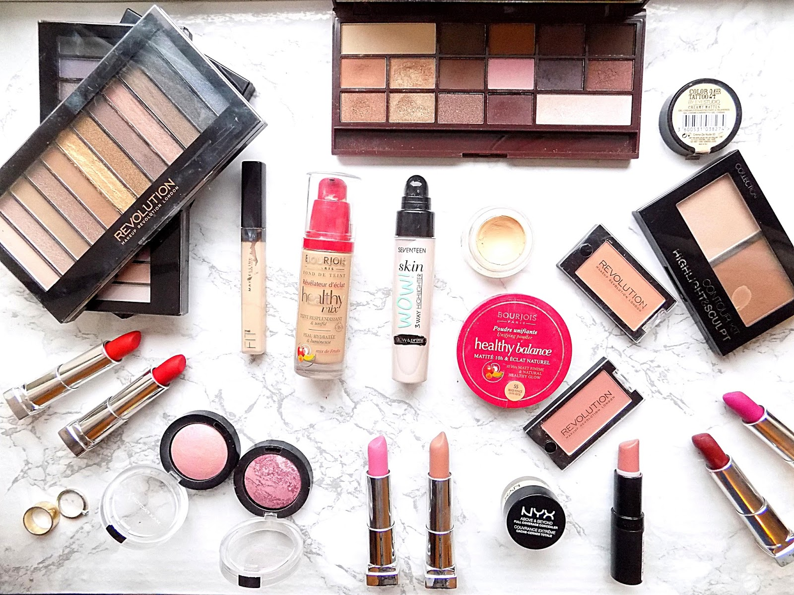 Who said that great makeup products can't be found in drugstores? Here's our compiled list of the best high end dupes you can find in drugstores!