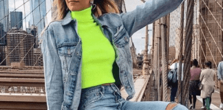 Neon is one of the hottest trends this season, and you don't just have to stick to one colour. But how can you mix and match neon colours? This is how.