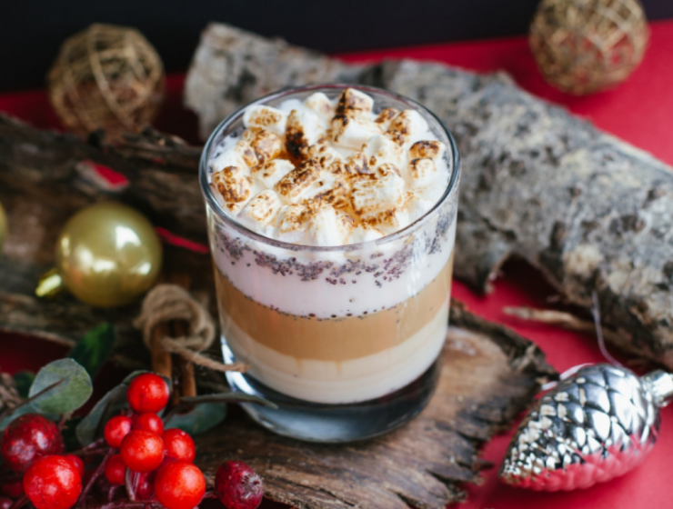 Winter means staying warm, and what could be more perfect than gluhwein or hot chocolate? Here are eight hot beverages that will keep you toasty and warm.